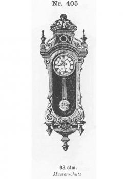 Regulator-Modell-405-1883