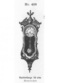 Regulator-Modell-428-1883
