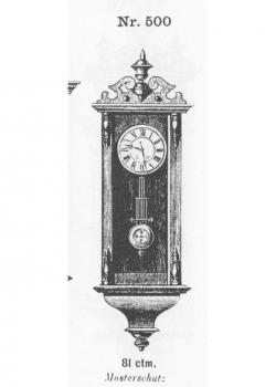 Regulator-Modell-500-1883