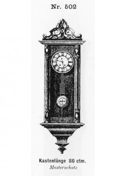 Regulator-Modell-502-1883