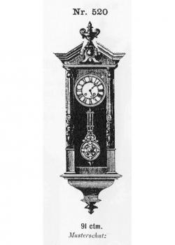 Regulator-Modell-520-1883