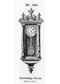 Regulator-Modell-524-1883