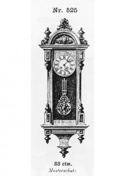 Regulator-Modell-525-1883