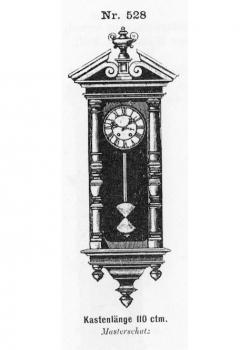 Regulator-Modell-528-1883
