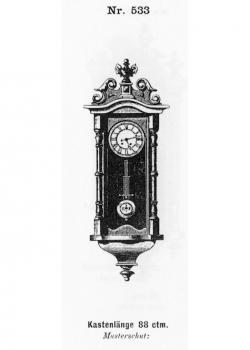 Regulator-Modell-533-1883