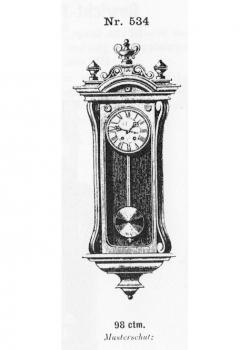 Regulator-Modell-534-1883