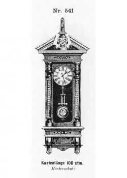 Regulator-Modell-541-1883