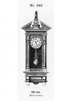 Regulator-Modell-542-1883