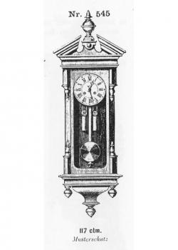 Regulator-Modell-545-1883