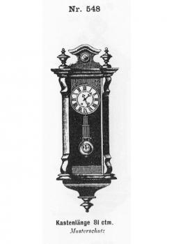 Regulator-Modell-548-1883
