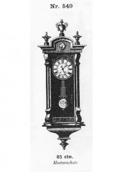 Regulator-Modell-549-1883