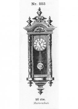 Regulator-Modell-553-1883