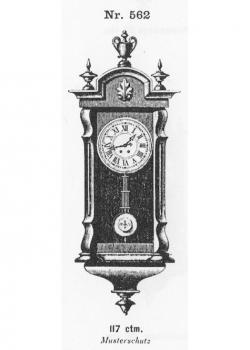 Regulator-Modell-562-1883