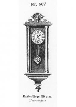 Regulator-Modell-567-1883
