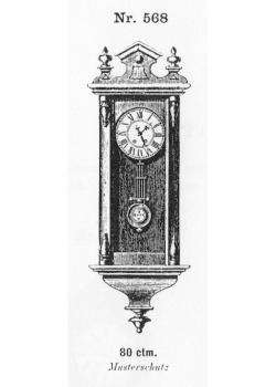 Regulator-Modell-568-1883