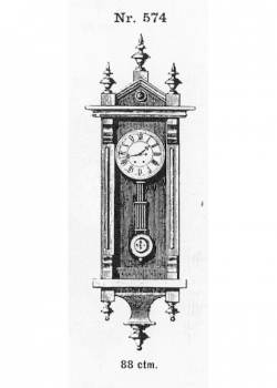 Regulator-Modell-574-1883