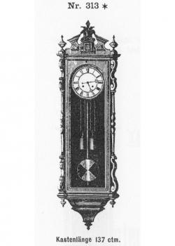 Gewichtsregulator-Modell-313-1883