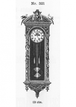 Gewichtsregulator-Modell-321-1883