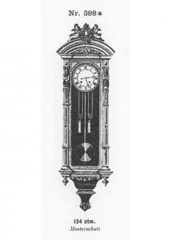 Gewichtsregulator-Modell-398-1883
