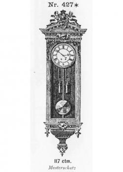 Gewichtsregulator-Modell-427-1883