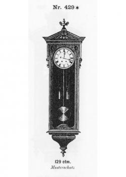 Gewichtsregulator-Modell-429-1883
