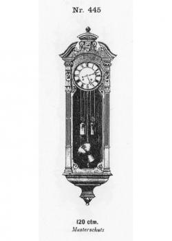 Gewichtsregulator-Modell-445-1883
