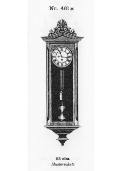 Gewichtsregulator-Modell-461-1883