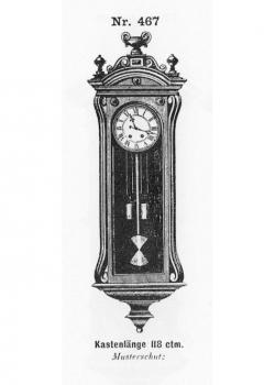 Gewichtsregulator-Modell-467-1883