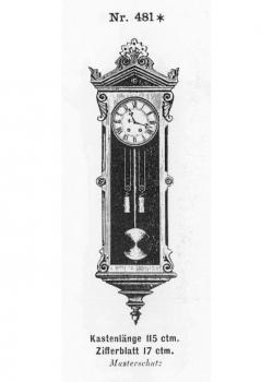 Gewichtsregulator-Modell-481-1883