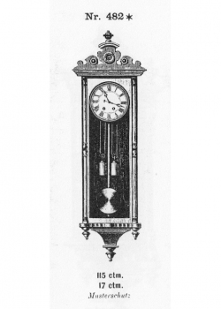 Gewichtsregulator-Modell-482-1883