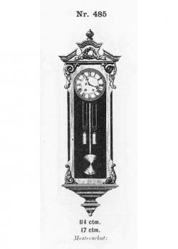 Gewichtsregulator-Modell-485-1883