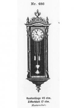 Gewichtsregulator-Modell-486-1883