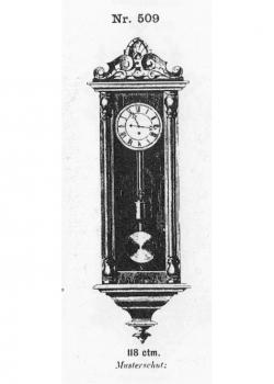 Gewichtsregulator-Modell-509-1883