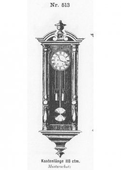 Gewichtsregulator-Modell-513-1883