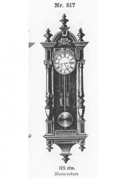 Gewichtsregulator-Modell-517-1883