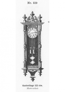 Gewichtsregulator-Modell-519-1883