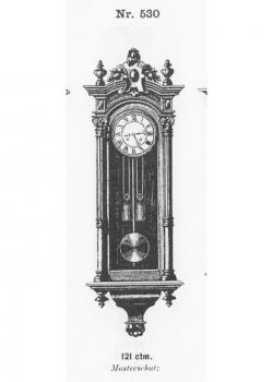 Gewichtsregulator-Modell-530-1883