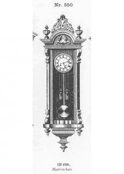 Gewichtsregulator-Modell-550-1883