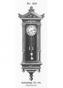 Gewichtsregulator-Modell-559-1883