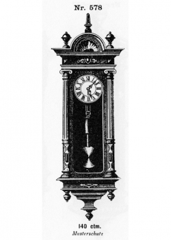 Gewichtsregulator-Modell-578-1883