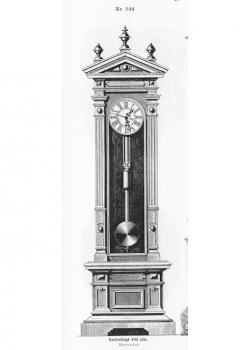 Hausuhr-Modell-544-1883
