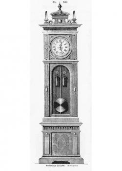 Hausuhr-Modell-566-1883