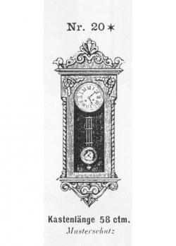 Miniatur-Regulator-Modell-020-1883