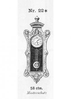 Miniatur-Regulator-Modell-022-1883