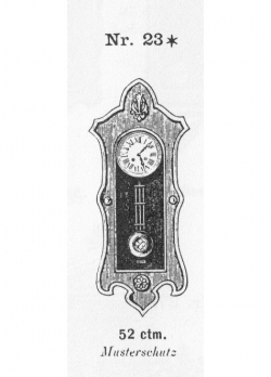 Miniatur-Regulator-Modell-023-1883