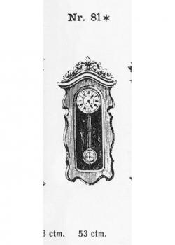 Miniatur-Regulator-Modell-081-1883