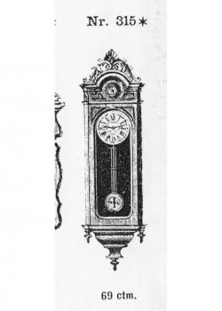 Miniatur-Regulator-Modell-315-1883