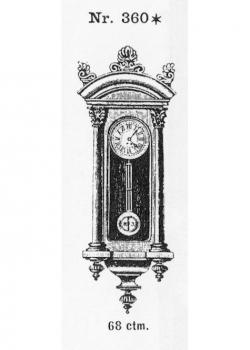 Miniatur-Regulator-Modell-360-1883
