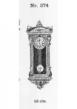 Miniatur-Regulator-Modell-374-1883