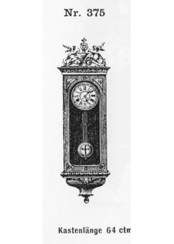 Miniatur-Regulator-Modell-375-1883